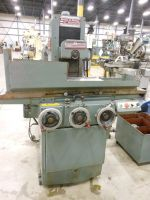Flachschleifmaschine BROWN SHARPE MODEL 618