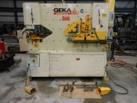 Ironworker Machine GEKA HYDRACROP 100 SD