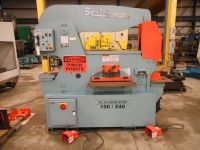 Ironworker Machine SCOTCHMAN DO 150/240-24 M