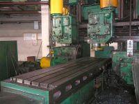 Frezarka bramowa CNC Poręba FBC90
