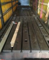 Horizontální vyvrtávačka Piani Stolle 2000 x 3200 mm 2.000 x 3.200 x H. 400 mm