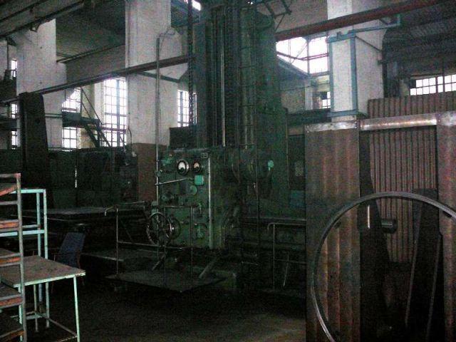 Wytaczarka pozioma ŠKODA HVF 160 1963
