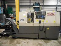 CNC Automatic Lathe HARDINGE CONQUEST ST 225 B