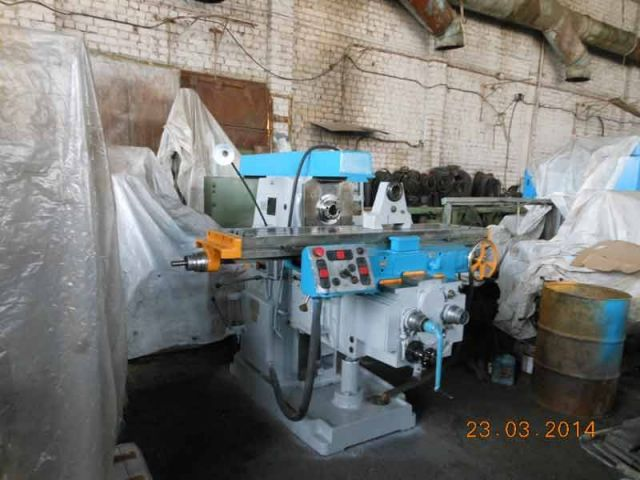 Horizontal Milling Machine Россия 6Т83Г 1993
