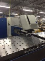 Turret Punching Machine with Laser TRUMPF TC2020R BOSCH