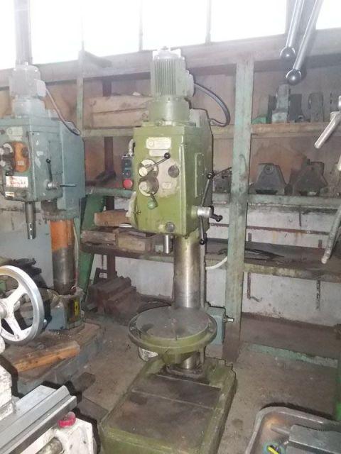 Box Column Drilling Machine Россия МН-25Л 1994