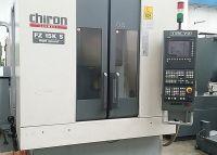 CNC Vertical Machining Center CHIRON GERMANY FZ15KS Highspeed 4 AXIS