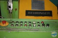 Hacksaw machine BEHRINGER HBP 320 A 1981-Photo 5
