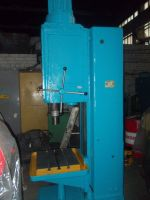 Box Column Drilling Machine СССР 2Н150 1985-Photo 2