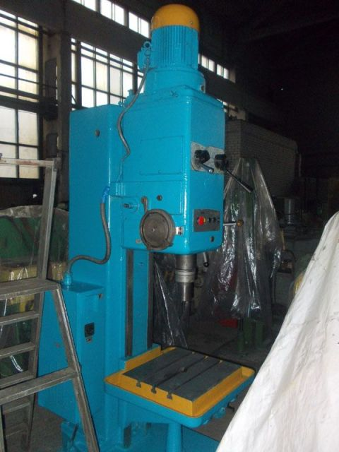Box Column Drilling Machine СССР 2Н150 1985