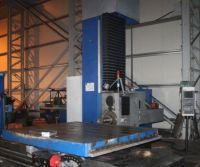 Horizontalbohrwerk Alesatrice 125 CNC 125 CNC