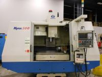 CNC Vertical Machining Center DAEWOO MYNX 500