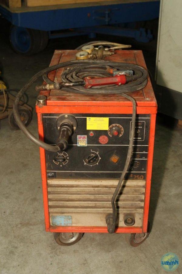 Punktschweißmaschine KIMA Sicnat 2250 LC 1980
