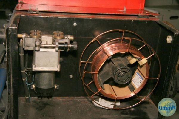 Punktschweißmaschine JAECKLE MIG 325 1998
