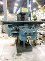 Horizontal Milling Machine HECKERT FW 400 E