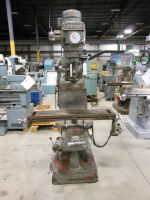 Vertical Milling Machine ALLIANT RT 2