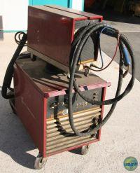 Punktschweißmaschine SAUER UNISTEP 410