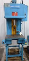 C Frame Hydraulic Press MULTIPRESS W4T-120 M