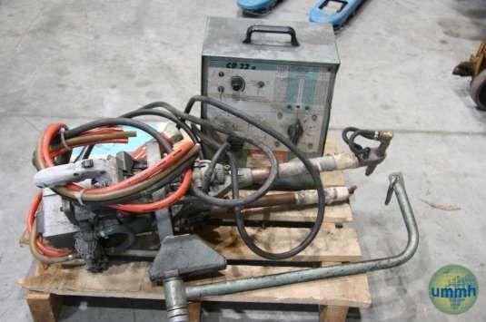 Punktschweißmaschine AVO AF 225 1970