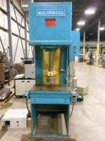 C Frame Hydraulic Press MULTIPRESS FH 20-20 H