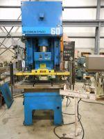 C Frame Hydraulic Press KOMATSU OBS-60-3