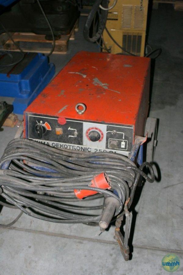 Punktschweißmaschine KIMA 250 GL 1980
