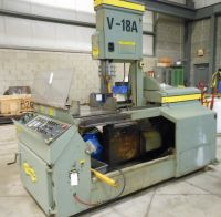 Band Saw Machine HYD MECH V 18-A