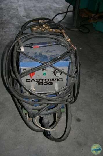 Punktschweißmaschine CASTOLIN CASTOWIG 150 G 1995