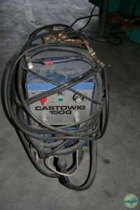Aparat de sudura la fața locului CASTOLIN CASTOWIG 150 G