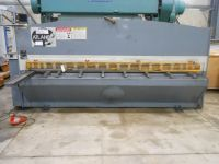 Hydraulic Guillotine Shear ATLANTIC HDE -1014