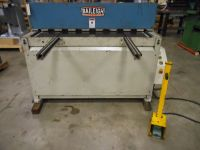 Hydraulic Guillotine Shear BAILEIGH SH-5210