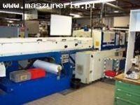 Automat tokarski CNC MANURHIN KMX TWIN 207 2000-Zdjęcie 2