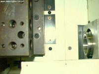 Automat tokarski CNC MANURHIN KMX TWIN 207 2000-Zdjęcie 12