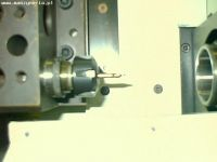 Automat tokarski CNC MANURHIN KMX TWIN 207 2000-Zdjęcie 13