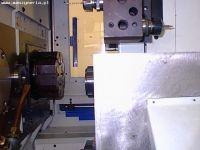 Automat tokarski CNC MANURHIN KMX TWIN 207 2000-Zdjęcie 16