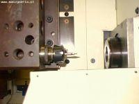 Automat tokarski CNC MANURHIN KMX TWIN 207 2000-Zdjęcie 17
