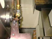 Automat tokarski CNC MANURHIN KMX TWIN 207 2000-Zdjęcie 21