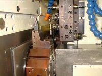 Automat tokarski CNC MANURHIN KMX TWIN 207 2000-Zdjęcie 24
