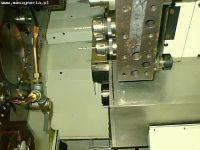 Automat tokarski CNC MANURHIN KMX TWIN 207 2000-Zdjęcie 25