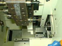 Automat tokarski CNC MANURHIN KMX TWIN 207 2000-Zdjęcie 26