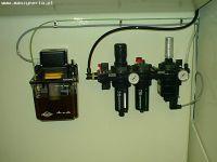 Automat tokarski CNC MANURHIN KMX TWIN 207 2000-Zdjęcie 32