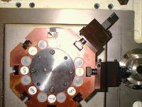 Automat tokarski CNC MANURHIN KMX TWIN 207 2000-Zdjęcie 41