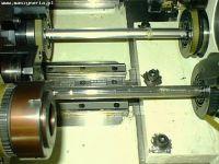 Automat tokarski CNC MANURHIN KMX TWIN 207 2000-Zdjęcie 43