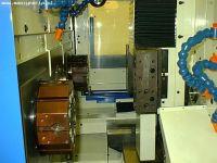 Automat tokarski CNC MANURHIN KMX TWIN 207 2000-Zdjęcie 8