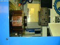 Automat tokarski CNC MANURHIN KMX TWIN 207 2000-Zdjęcie 9