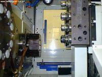 Automat tokarski CNC MANURHIN KMX TWIN 207 2000-Zdjęcie 10