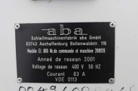 Universal Grinding Machine ABA Ecoline 806 2001-Photo 3