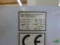 Schwenkbiegemaschine CNC RAS 74.25 1997-Bild 4