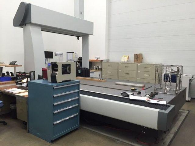 Máquina de medição BROWN SHARPE GLOBAL 20-33-15 2012