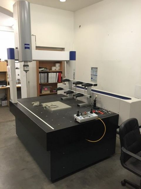 Measuring Machine ZEISS CONTURA G2 AKTIV 10/16/6 2012